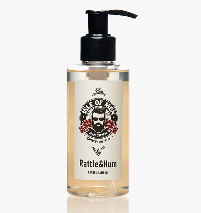 Šampon na vousy ISLE OF MEN 150 ml RATTLE & HUM