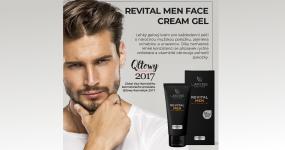 Pro muže nejen pod stromeček Larens Revital Men Face Gel