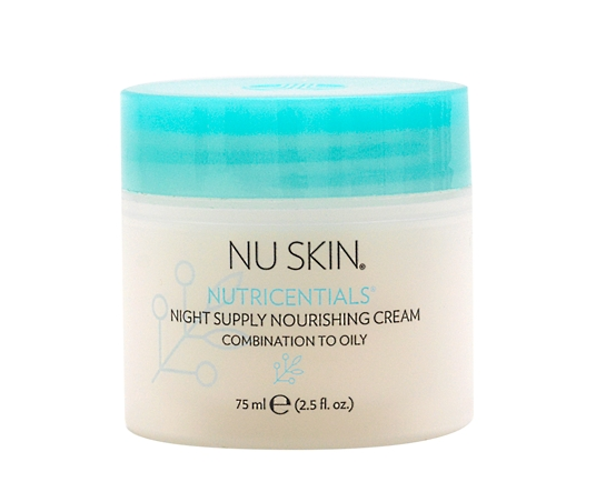 Omlazující noční krém NuSkin Night Supply Nourishing Cream 75 ml