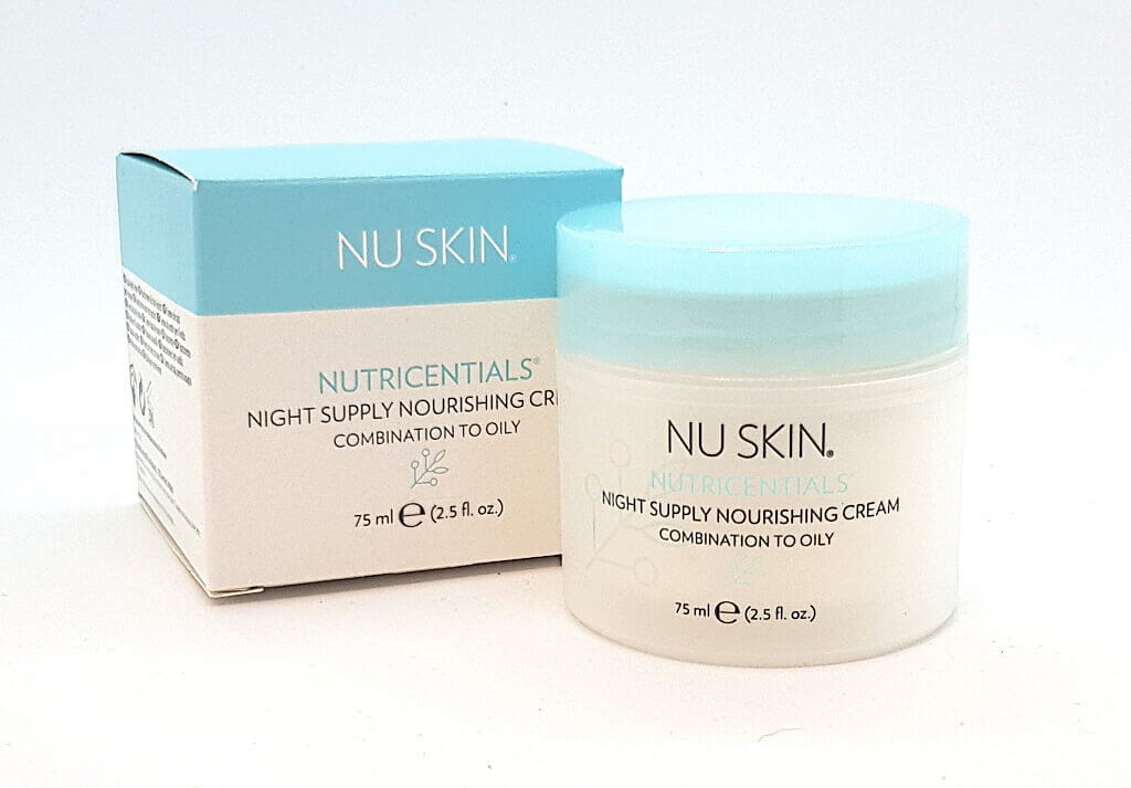 NOČNÍ KRÉM omlazující NuSkin Night Supply Nourishing Cream 75 ml