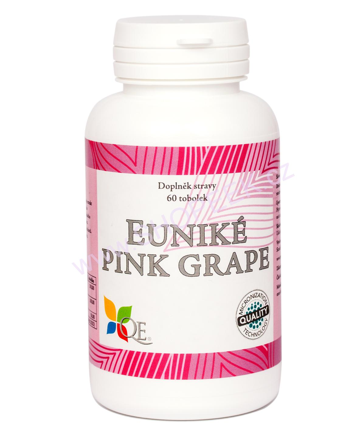 Queen Eunike PINK GRAPE 60 tbl.
