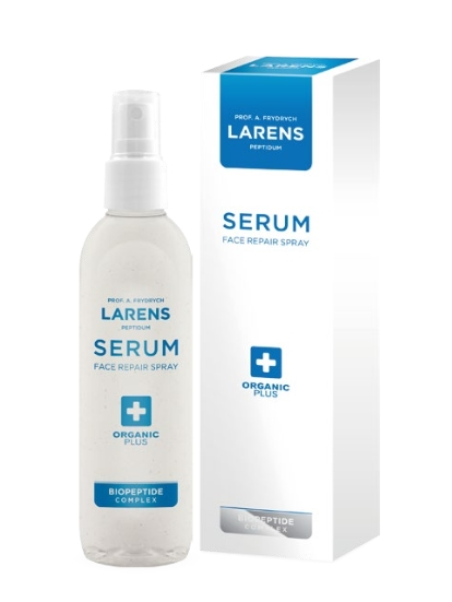 Regenerační peptidové sérum Larens Serum Face, Hair & Body Repair Spray 150 ml