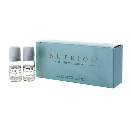 Séra na vlasy NuSkin Nutriol Hair Fitness Treatment 12 x 7 ml - k zažehlení