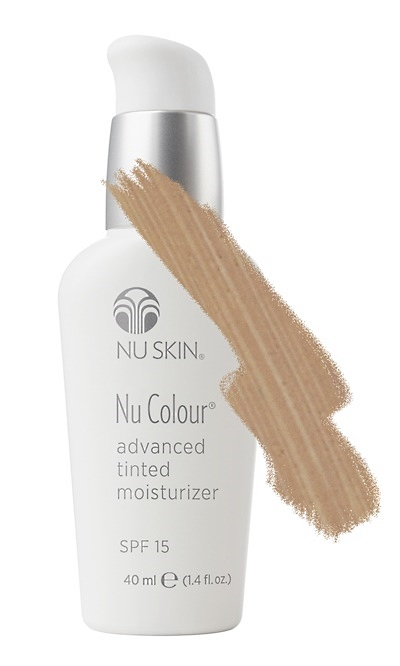 Tónovací CC krém Nuskin Nu Colour Advanced Tinted Moisturizer SPF 15 Medium Beige 40 ml