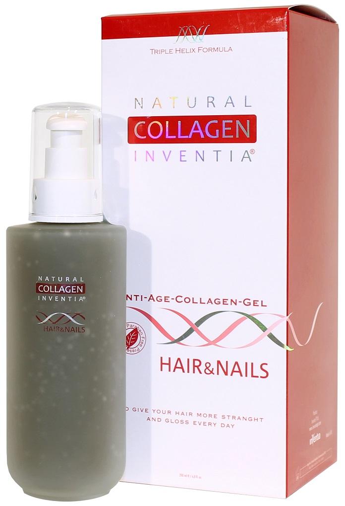 Inventia Hair & Nails na VLASY A NEHTY Triple Helix Formula 200 ml